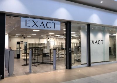 shopfront exact